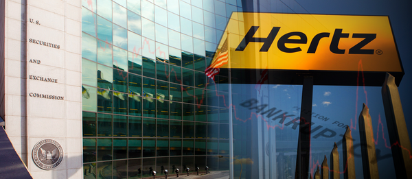 Hertz's Bankruptcy, Controversial Stock Sale Attempt, and Business Model