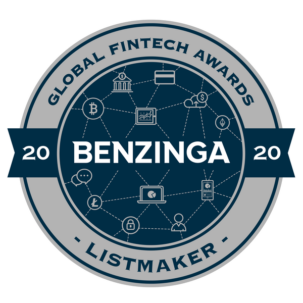Echofin Recognized As A 2020 Benzinga Fintech Listmaker